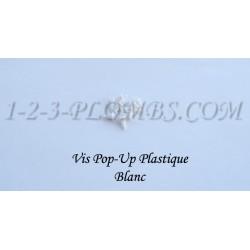 Vis Pop-Up Plastique