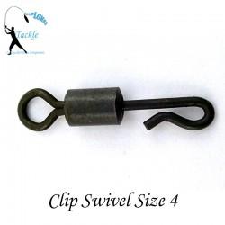 Clip swivel size 4 (UK size 8) 123plombs